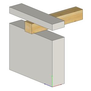 Parametry przecinania - krawędź - prezentacja graficzna