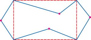 dodawanie punktów na linii konturu