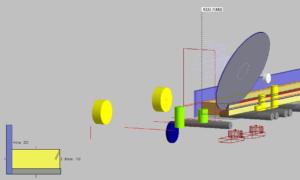 projektowanie cięcia krokwi koszowej na Speed-Cut