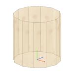Info - element - przezroczystość wizualizowanych  elementów