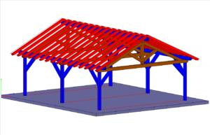 Wizualizacja - model cieniowany