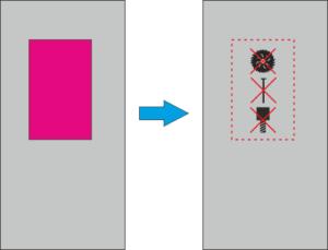 1. element specjalny – obszar zastrzeżony